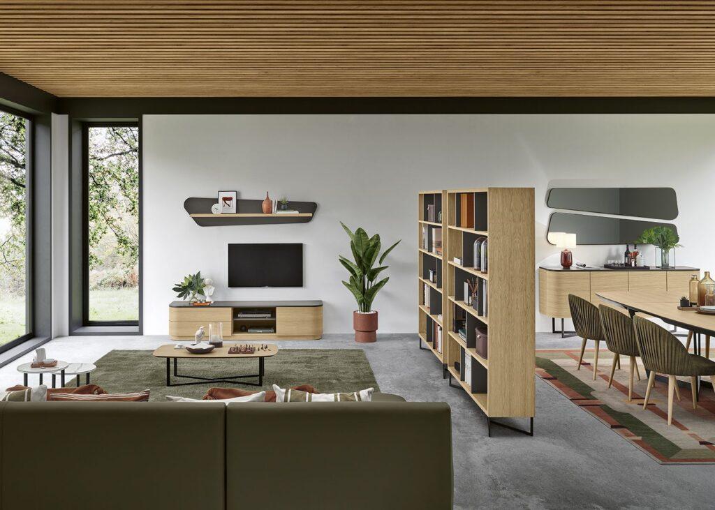 Sala moderna e contemporânea